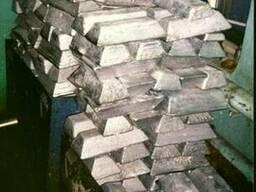 Алюминиевый сплав АК12 в чушках цена гост