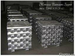 Алюминиевый сплав АВ87 в чушках ГОСТ 295-98 ДСТУ3753-98