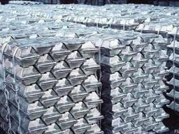 Алюминиевый сплав в чушках АК5М2 цена гост