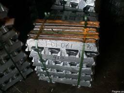 Алюминиевый сплав(вторичный) в чушках АВ87 цена гост