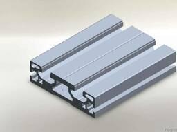 Алюминиевый станочный профиль 50x50 анодированный купить