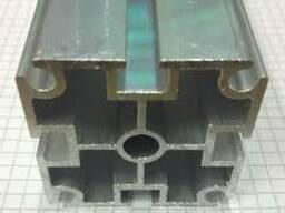 Алюминиевый станочный профиль 20x20