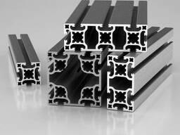 Алюминиевый станочный профиль 80x80