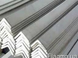 Уголок алюминиевый 80х40х4 АД31