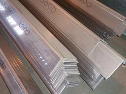 Уголок алюминиевый разностенный неравнобокий купить цена