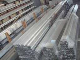 Алюминиевый уголок равносторонний 20х20х1, 5 анодированый. ..