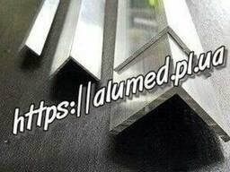 Алюминиевый уголок равносторонний