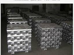 Алюминиевые чушки АК различных марок