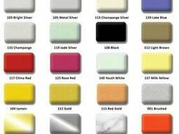 Алюминиевые композитные панели b=1500 mm