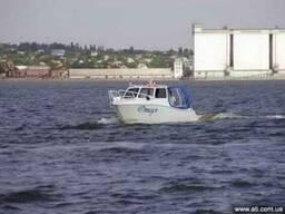 Алюминиевые морские катера МТ750