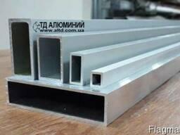 Алюминиевые трубы прямоугольные