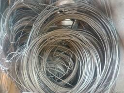 Брухт алюмiнiю 1 , алюмiнiю 2 ( електротехнiчний )