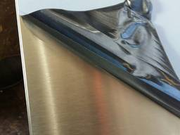 Плита алюминий 2017АТ451 22x1520x3020мм
