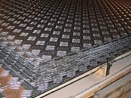 Алюмінієвий лист рифлений 3,0х1250х2500 мм 1050 Н24