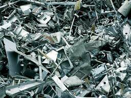 Алюминий, лом алюминия, профиль алюм,банка алюм,кабель, шлак