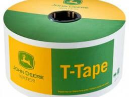 Американская капельная лента T-Tape с щелевым эммитером.
