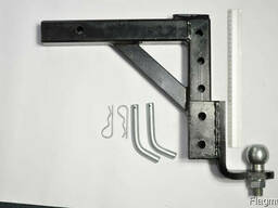 Американский фаркоп, вставка под квадрат 50х50 мм