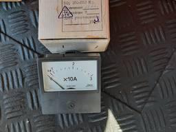 Амперметр э8030 30а 50а