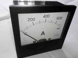 Амперметр М 381 (0-750)