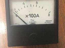 Амперметр переменного тока щитовой Э8030 800А 800/5