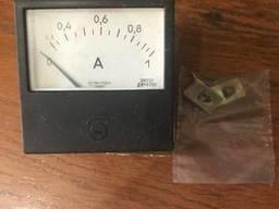 Амперметр переменного тока щитовой Э8030-М1 (ассортимент)