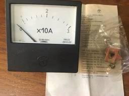 Амперметр переменного тока щитовой Э8030 30А