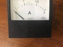 Амперметр переменного тока щитовой Э8030 5А