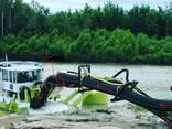 Земснаряды из Канады Amphibex AE800P. - фото 1
