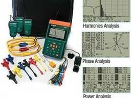 Анализатор мощности и гармоник на 3000А Extech PQ3350-3
