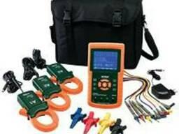 Анализатор мощности/регистр 3-фазный Extech 382100
