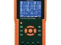 Анализатор мощности/регистратор Трехфазный Extech PQ3450