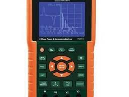 Анализатор мощности/регистратор Трехфазный Extech PQ3470