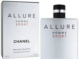 Аналог элитной парфюмерии Allure Sport Chanel