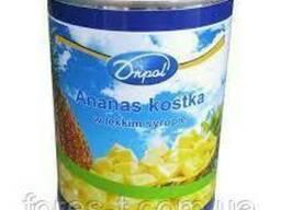 Ананасы Консервированные Dripol 3050/1640