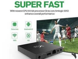 Andoid TV BOX (ТВ-Приставка) X96 2G/16G, проц. Amlogic S905x - фото 3