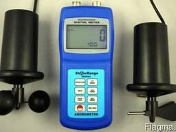 Анемометр чашечный SR5836C(АМ4836С)