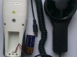 АнемометрFLUS ET-950 (0,2-45 м/с; от -30 до 60 С) с выносн