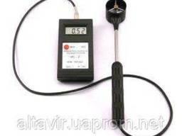 Анемометр измеритель скорости газовых потоков ИС-2