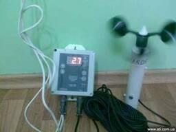 Анемометр сигнальный цифровой АСЦ крановый, аналог М-95М