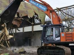 Ангар | Демонтаж | Разобрать | Построить | Строительство