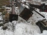 Ангар каркас 18*36*12 киевский регион. Разобранный 16 грн кг. - фото 1