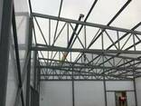 Ангар - склад однопролетный 12х30х5 теплый - photo 2
