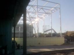 Ангари будівництво