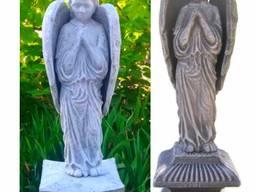 Ангелок, бетонний, розмір: L480*b360*h1000 мм
