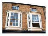 Английские вертикально-сдвижные окна . - фото 1