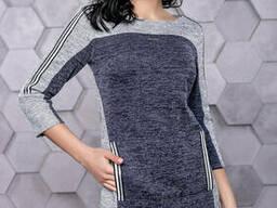 Ангоровое женское платье 44-50 , доставка по Украине