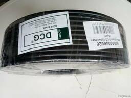 Антенный коаксиальный кабель RG-6, 75 Om, фирмы DCG