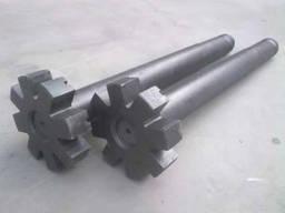 Anti-Oxidant Graphite Rotor for Refining Aluminum Degassing