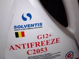 Антифриз G12 C2053 концентрат -74°C синій Solventis Бельгія