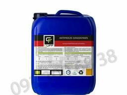 Антифриз концентрат 200л Antifreeze -80С G12, G12 красный